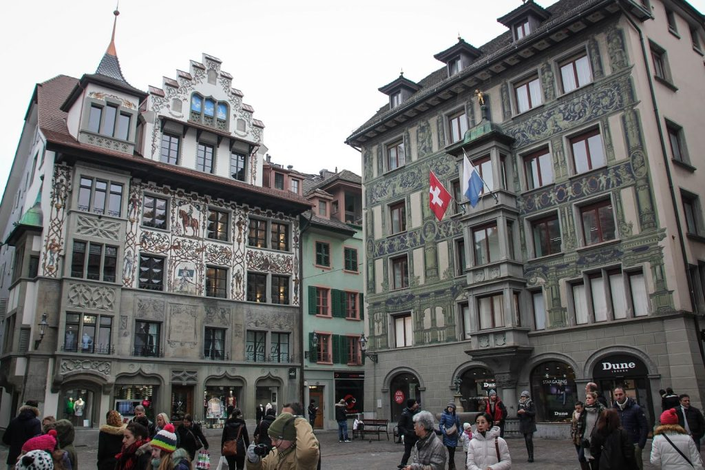 Luzern, Switzerland, Travel Drift