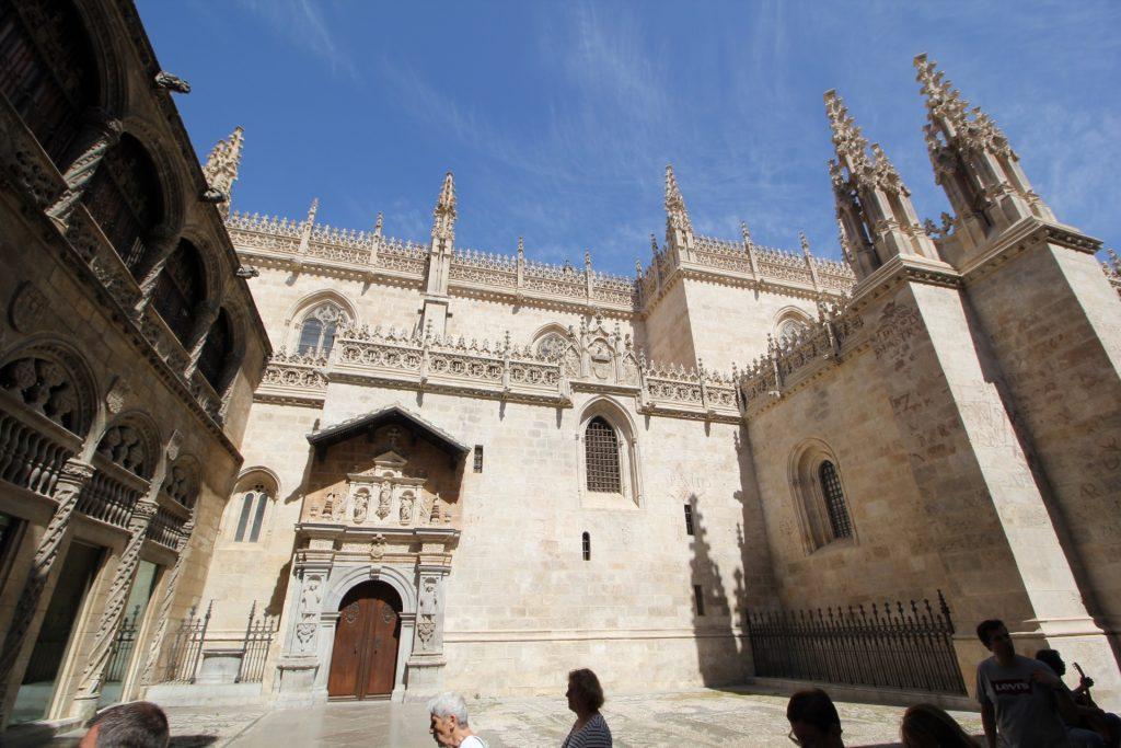 Granada, Spain, Travel Drift