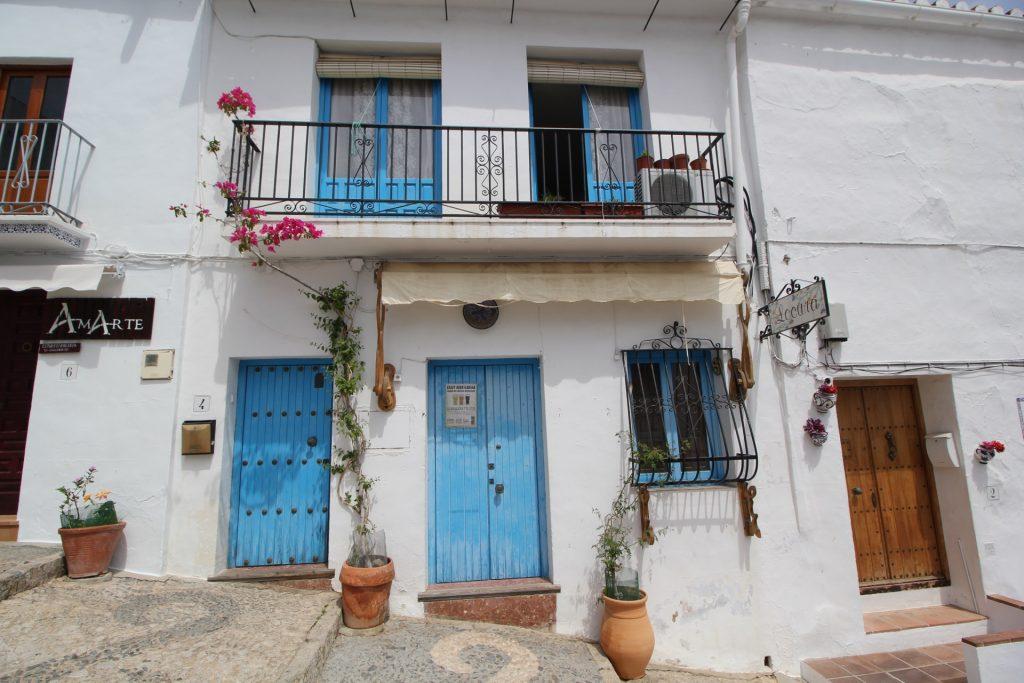 Frigiliana, Spain, Travel Drift