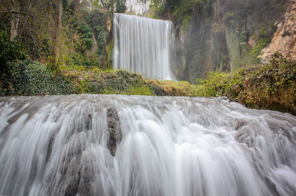 Monasterio de Piedra, Spain, Travel Drift