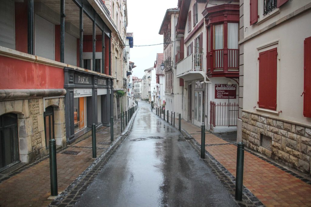 Saint Jean de Luz, France, Travel Drift