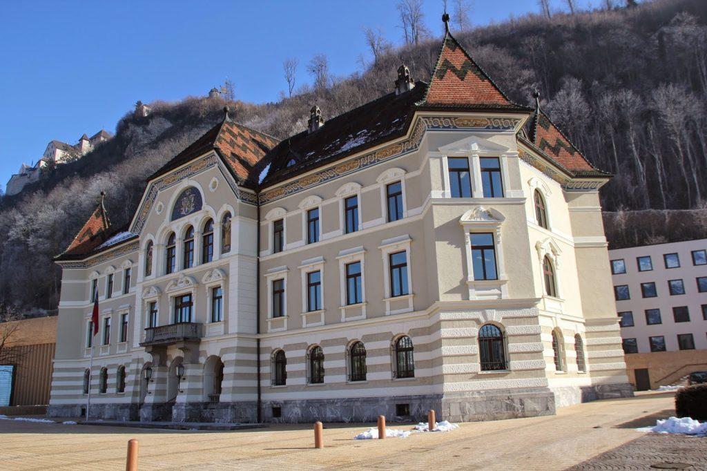 Liechtenstein, Liechtenstein, Travel Drift