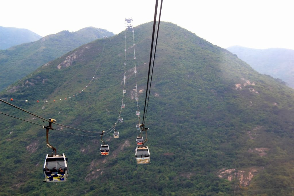 Lantau Island, Hongkong, Travel Drift