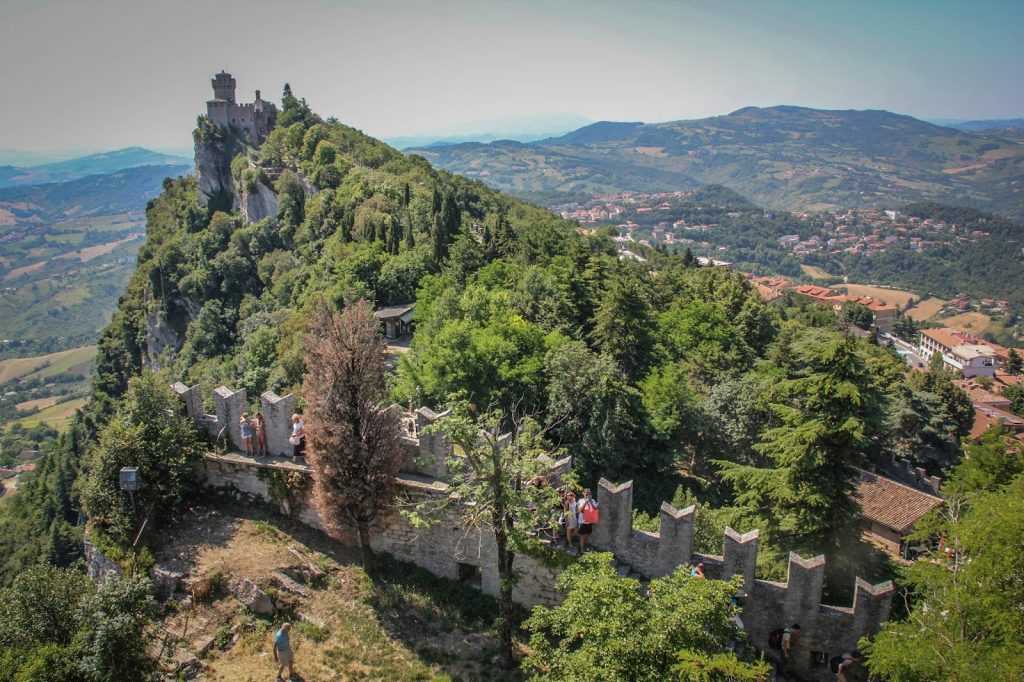San Marino, San Marino, Travel Drift