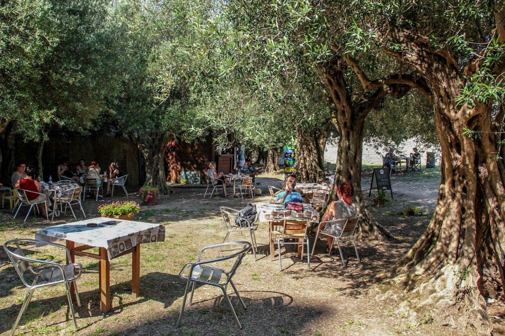 Castiglione del Lago, Italy, Travel Drift
