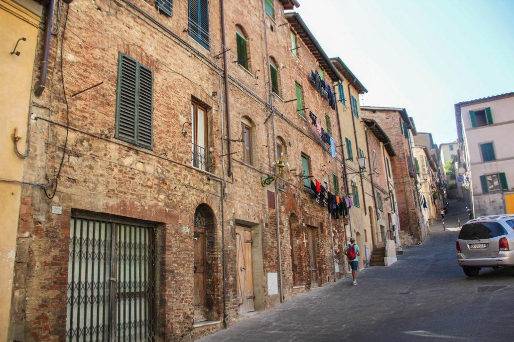 Siena, Italy, Travel Drift