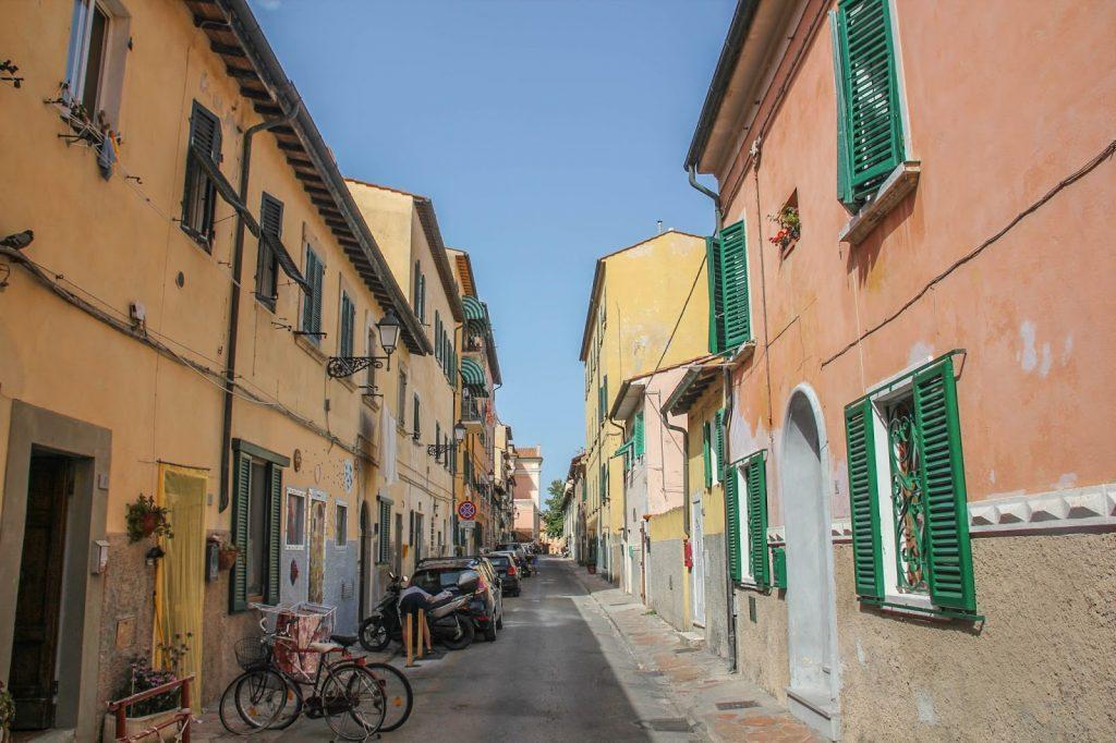 Elba, Italy, Travel Drift