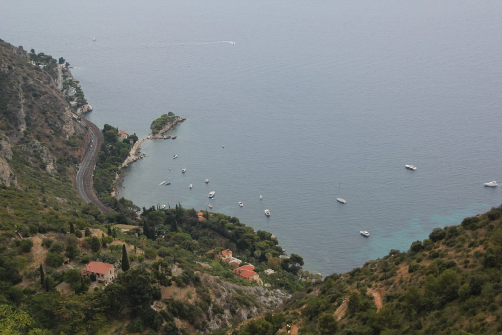 Eze, France, Travel Drift