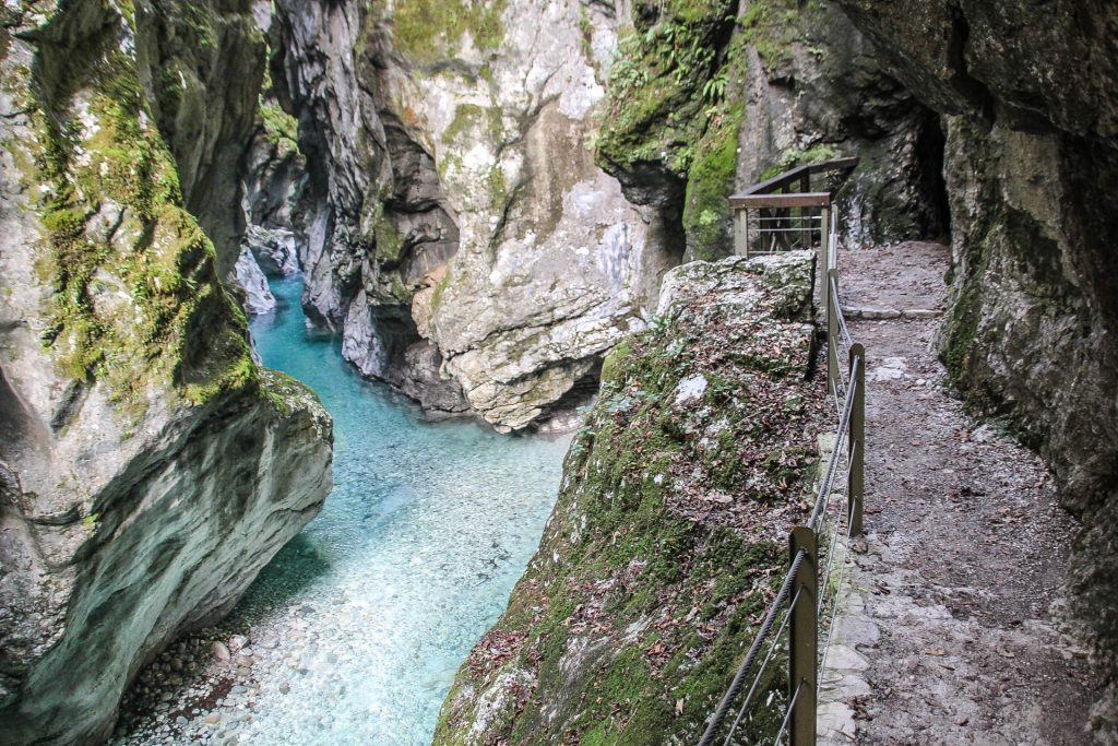 Soca Tal, Slovenia, Travel Drift