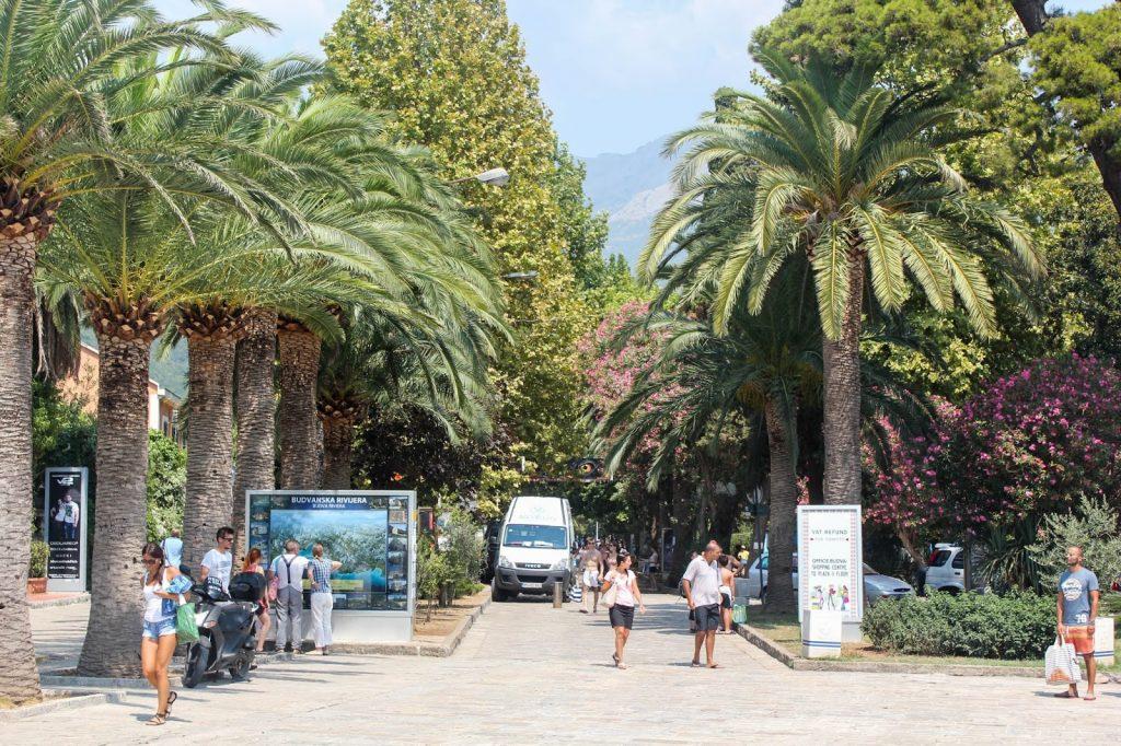 Budva, Montenegro, Travel Drift