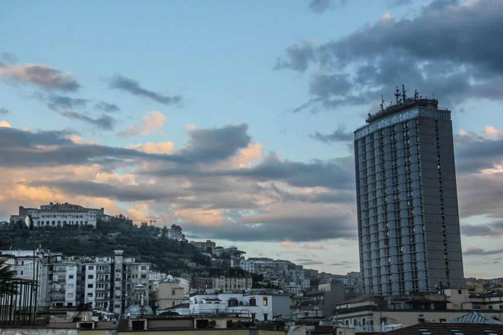 Neapel, Italy, Travel Drift