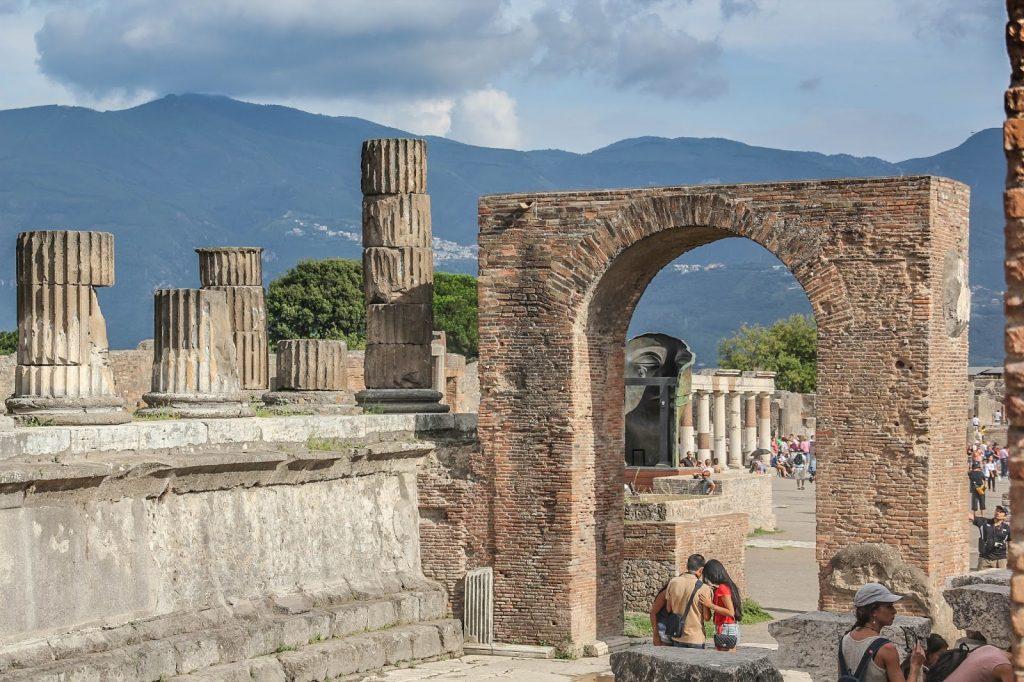 Pompeji, Italy, Travel Drift