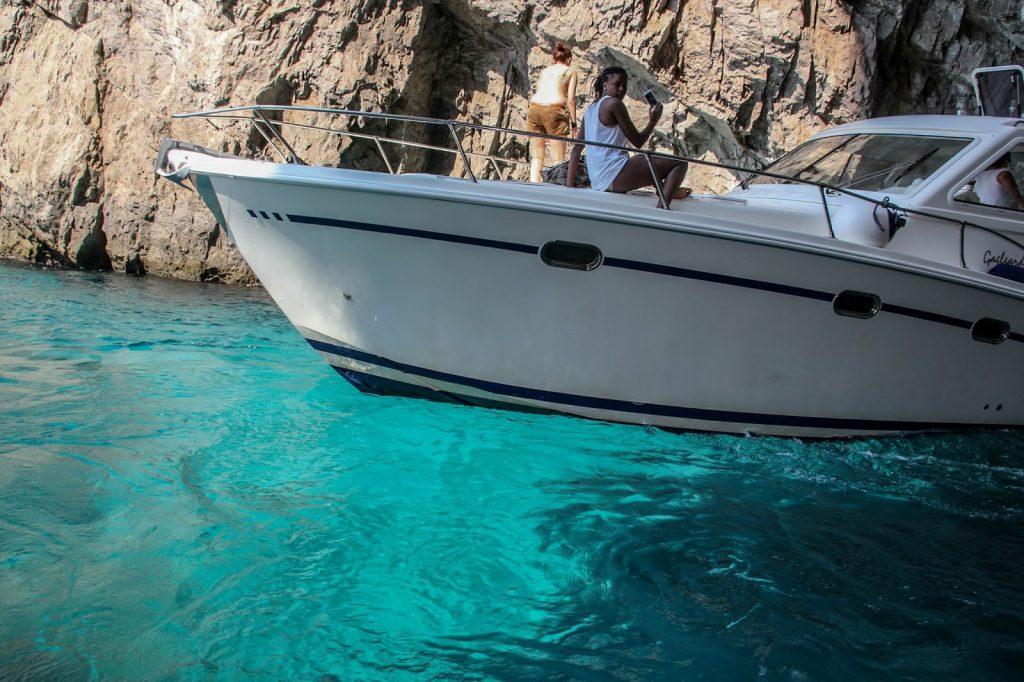 Capri, Italy, Travel Drift