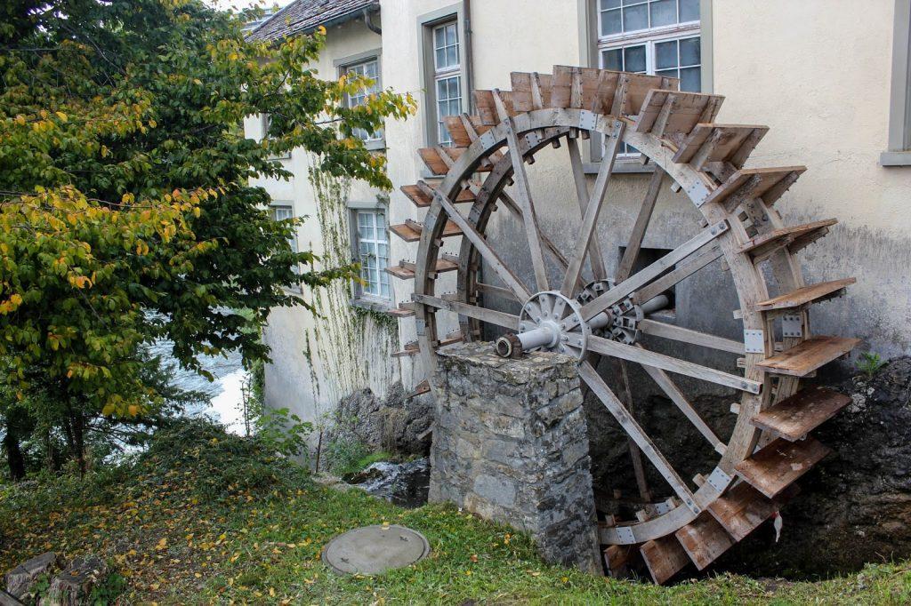Rheinfall, Switzerland, Travel Drift