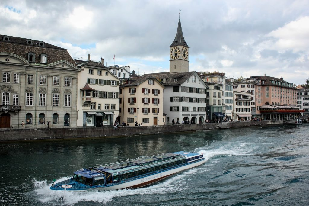 Zürich, Switzerland, Travel Drift