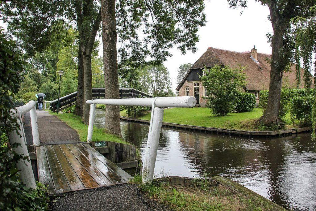 Giethoorn, Niederlande, Travel Drift