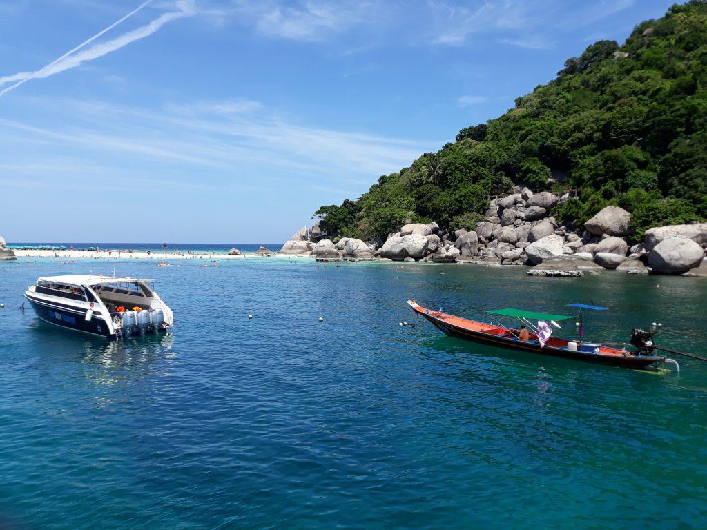 Ko Nang Yuan, Thailand, Travel Drift