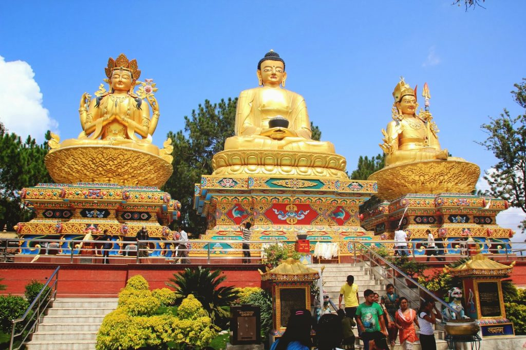 Kathmandu, Nepal, Travel Drift