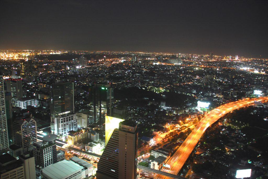 Bangkok, Thailand, Travel Drift