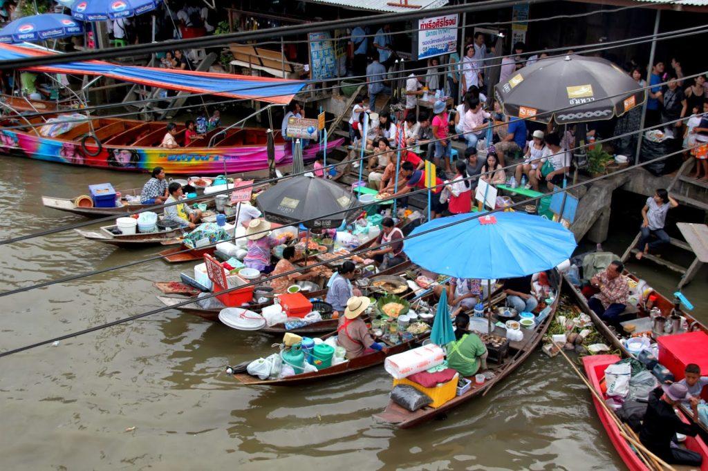 Amphawa, Thailand, Travel Drift
