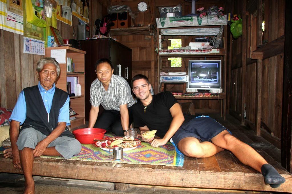 Ban Huai Hia, Thailand, Travel Drift