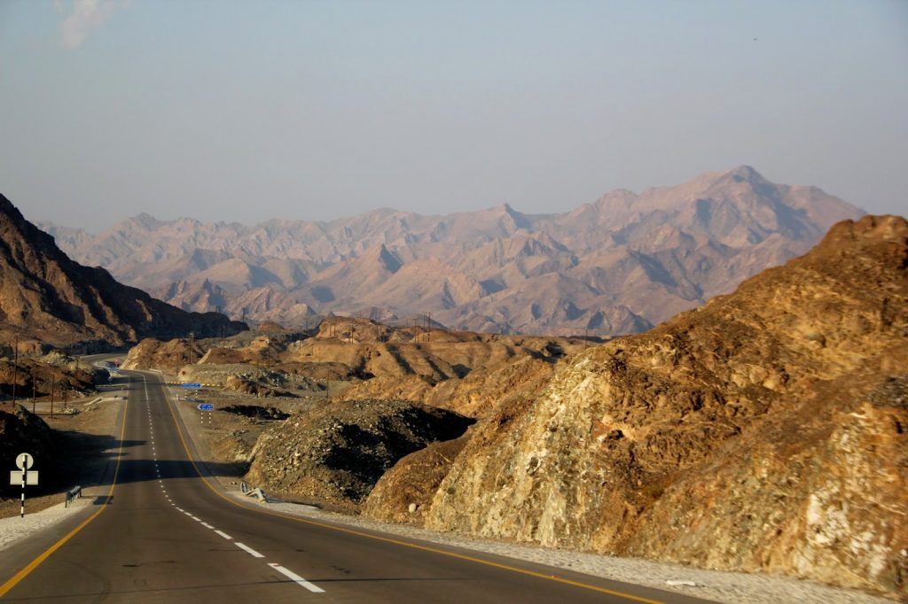 Wadi Hatta, Oman, Travel Drift