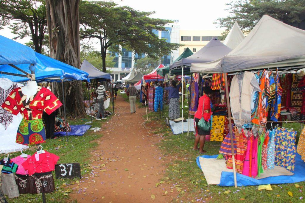 Kampala, Uganda, Travel Drift