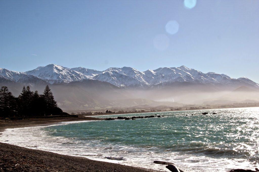 Kaikoura, New Zealand, Travel Drift