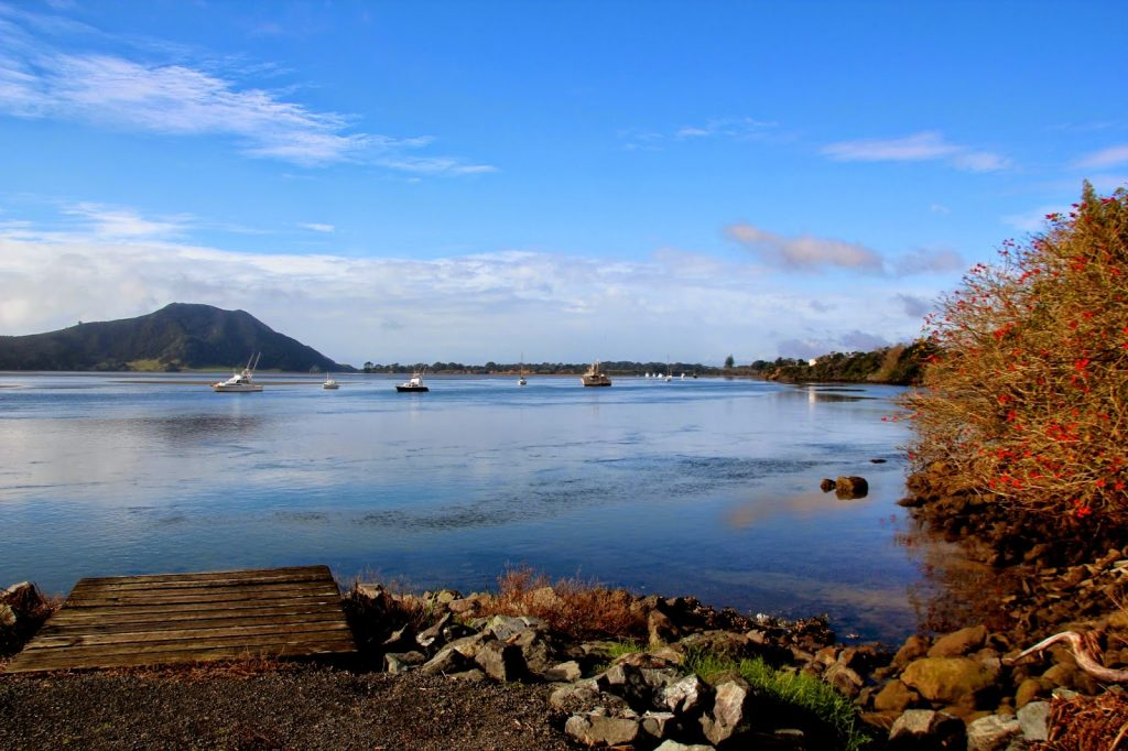 Kap Reinga, New Zealand, Travel Drift