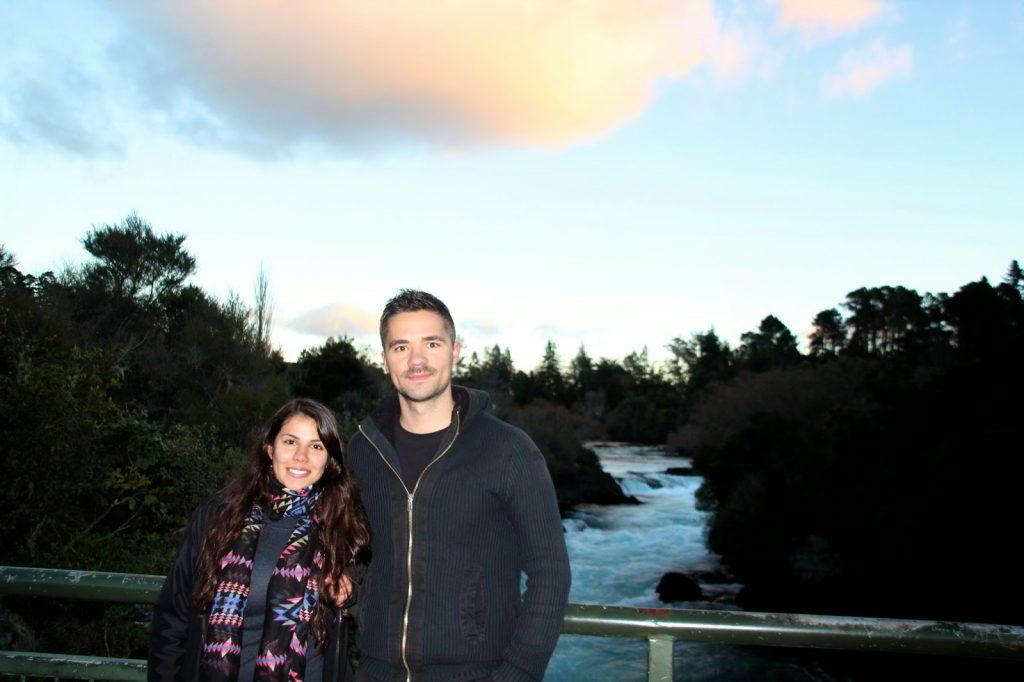 Taupo, New Zealand, Travel Drift
