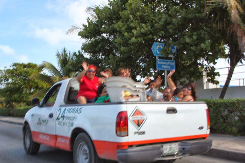 Cancun, Mexico, Travel Drift
