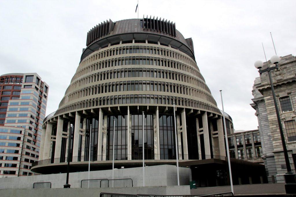 Wellington, New Zealand, Travel Drift