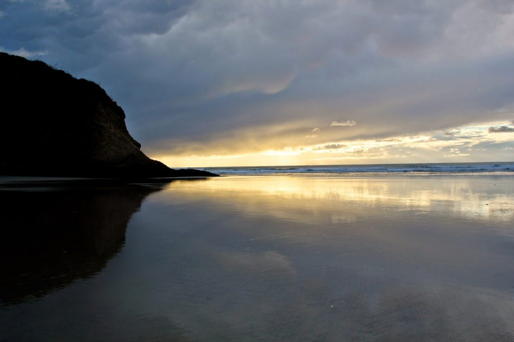Golden Bay, New Zealand, Travel Drift