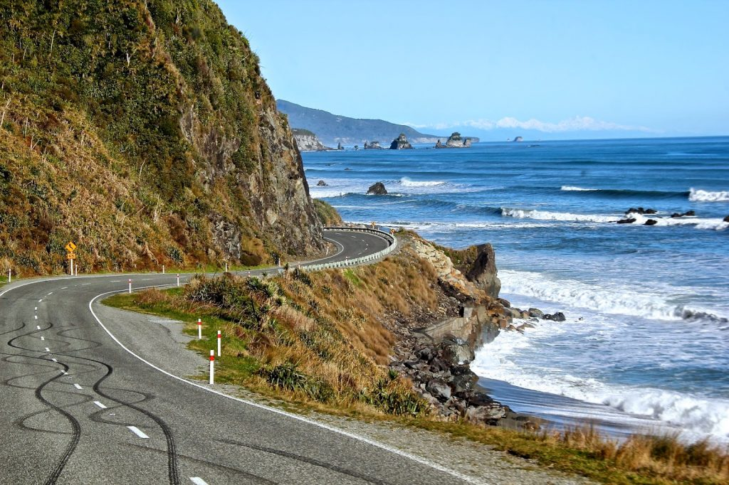 Westcoast, Picton and Franz Josef, New Zealand, Travel Drift