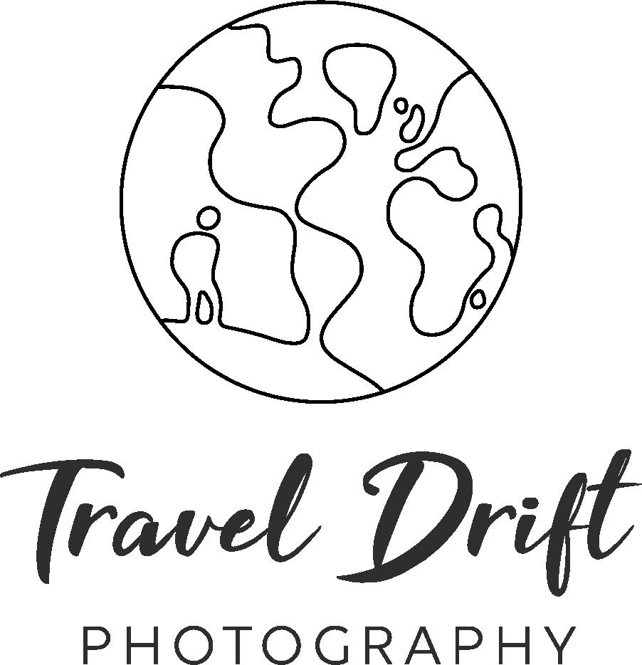 Travel Drift, Reiseblog, Logo