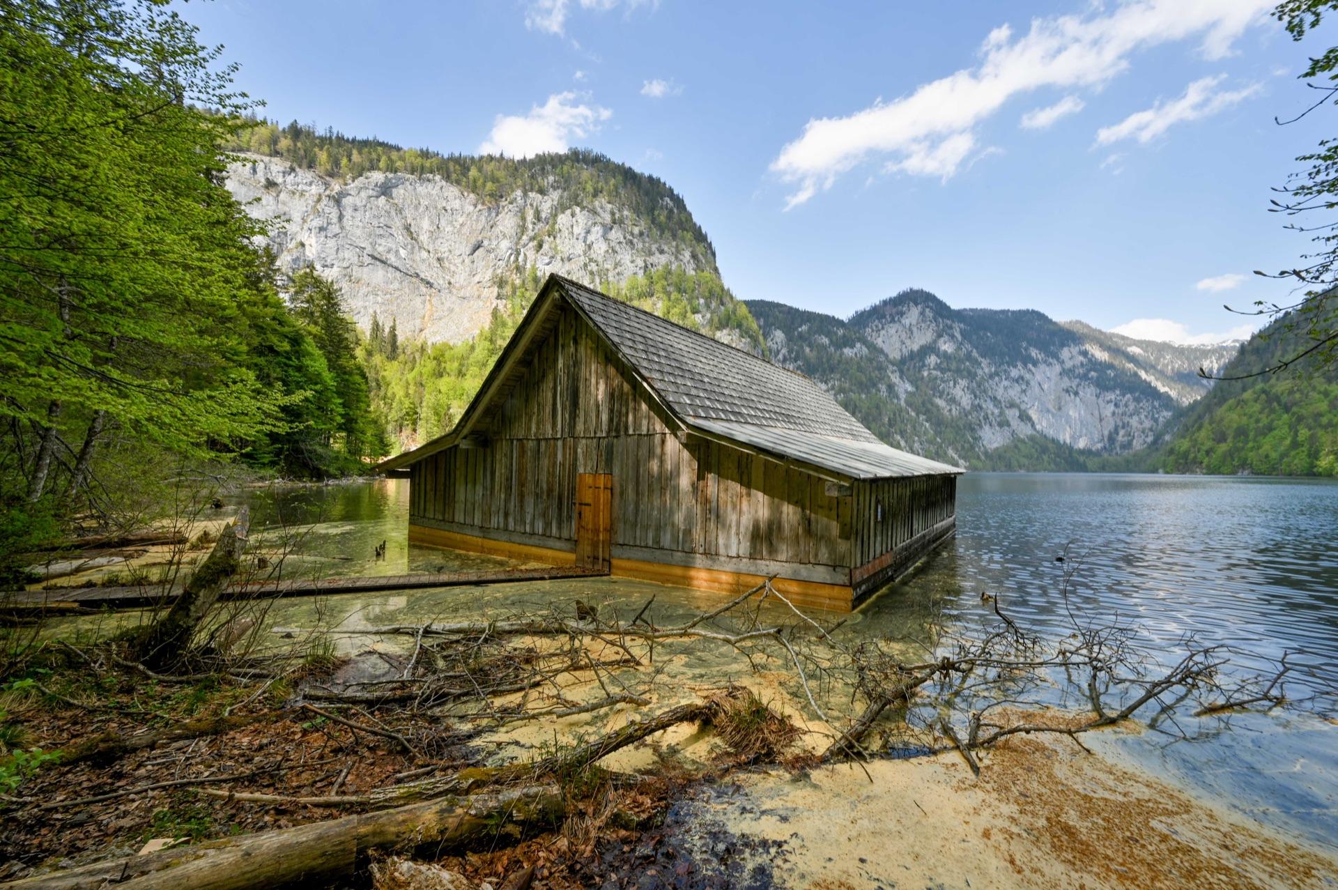 Ausseer Land, Austria, Travel Drift