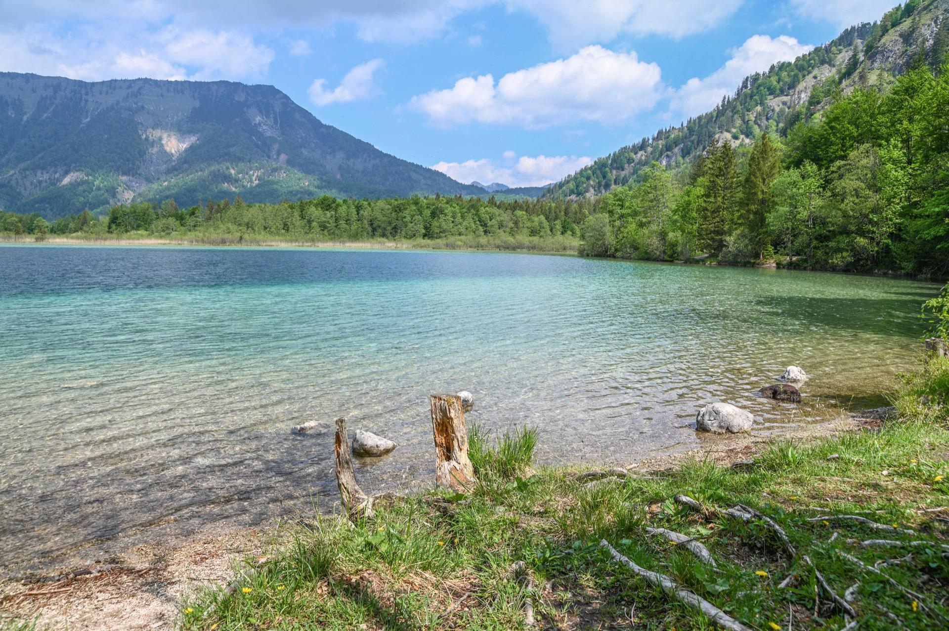 Offensee, Austria, Travel Drift