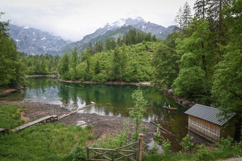 Almtal, Austria, Travel Drift