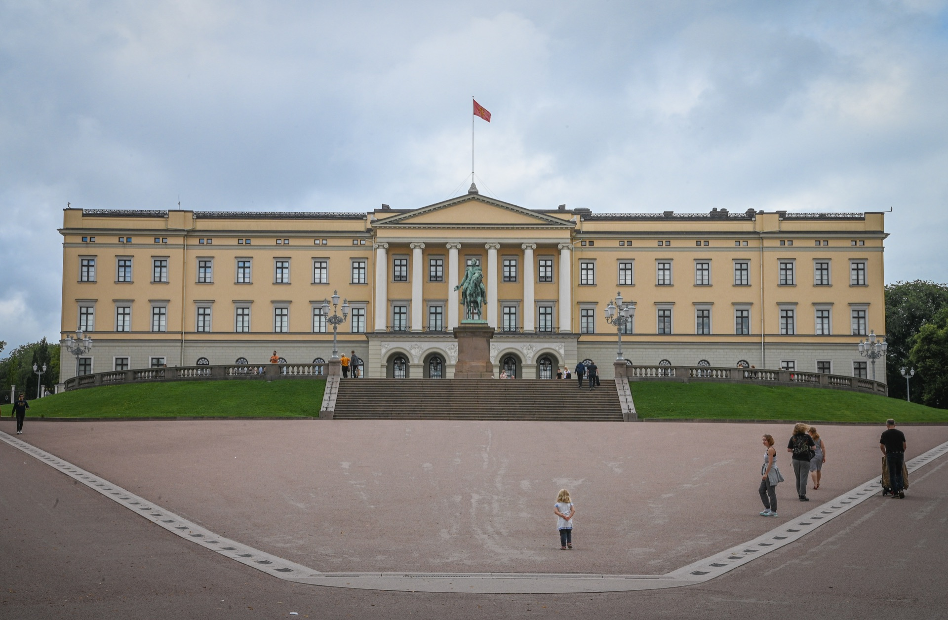 Oslo, Norway, Travel Drift