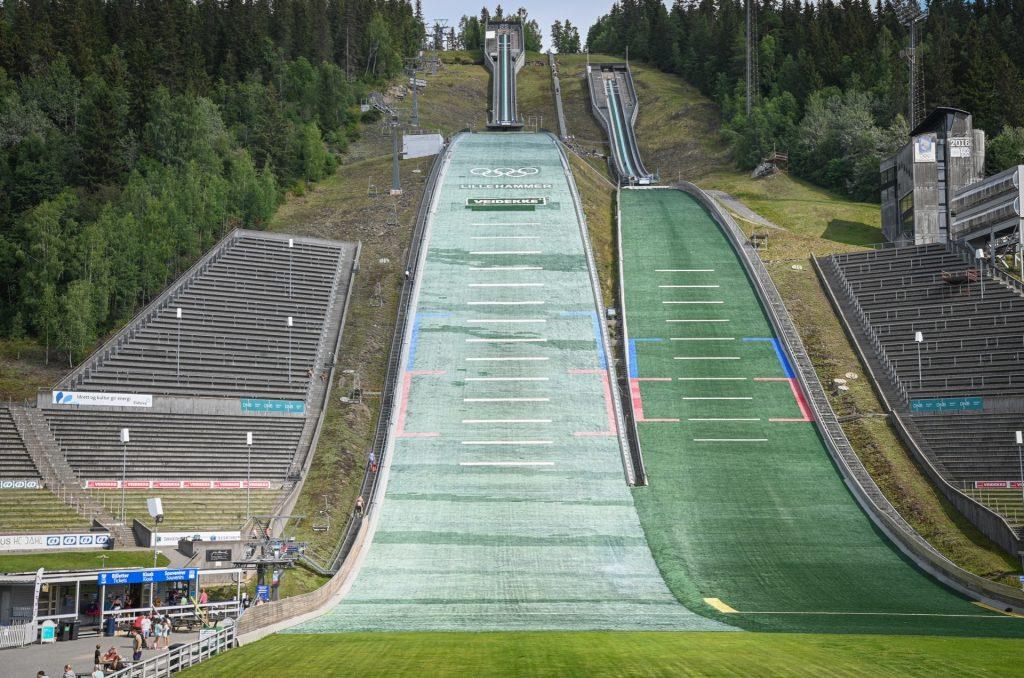 Lillehammer, Norway, Travel Drift