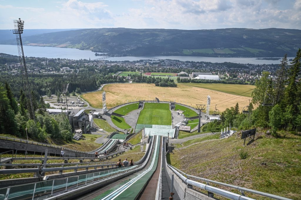 Lillehammer, Norway, Travel Drift