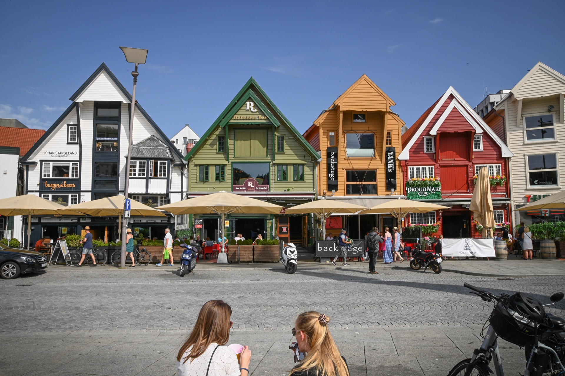 Stavanger, Norway, Travel Drift