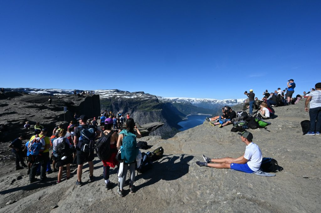 Trolltunga, Norway, Travel Drift
