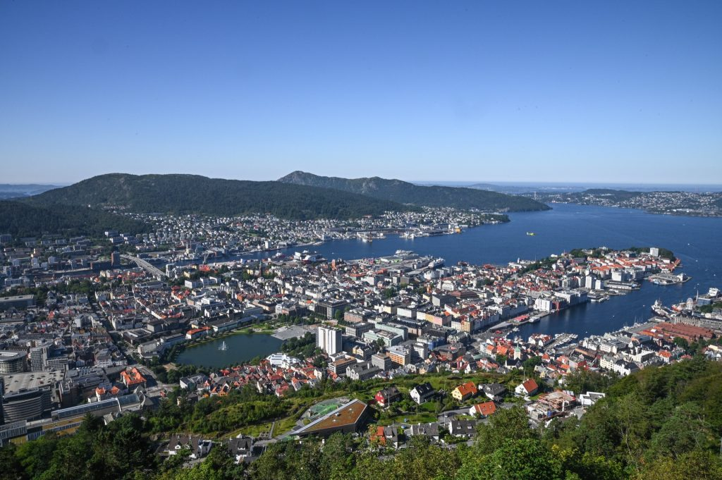Bergen, Norway, Travel Drift