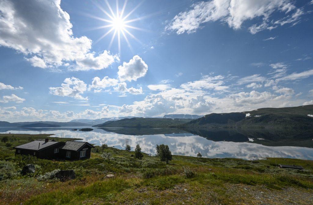 Naeroyfjord, Norway, Travel Drift