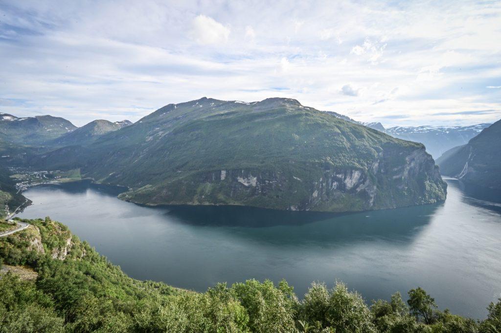 Geirangerfjord, Norway, Travel Drift