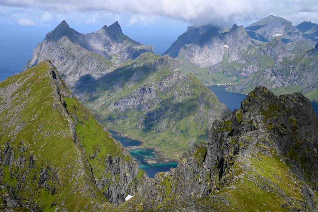 Moskenesoy, Lofoten Islands, Norway, Travel Drift