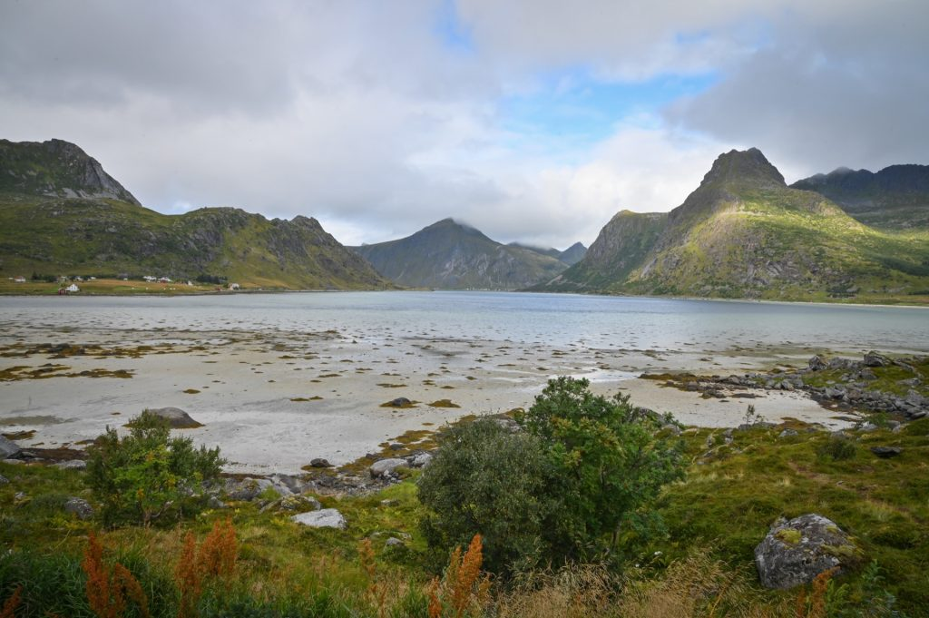 Flakstadoy, Lofoten Islands, Norway, Travel Drift