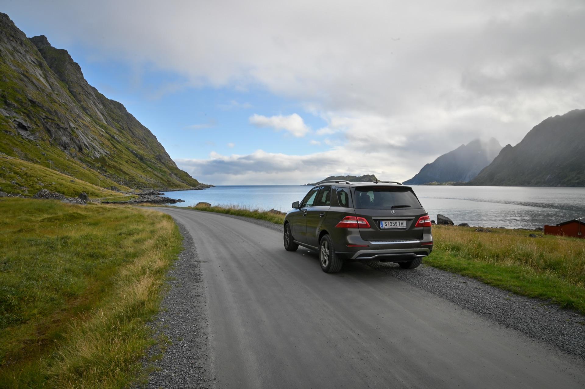 Flakstadoy, Lofoten Islands, Norway, Travel Drift