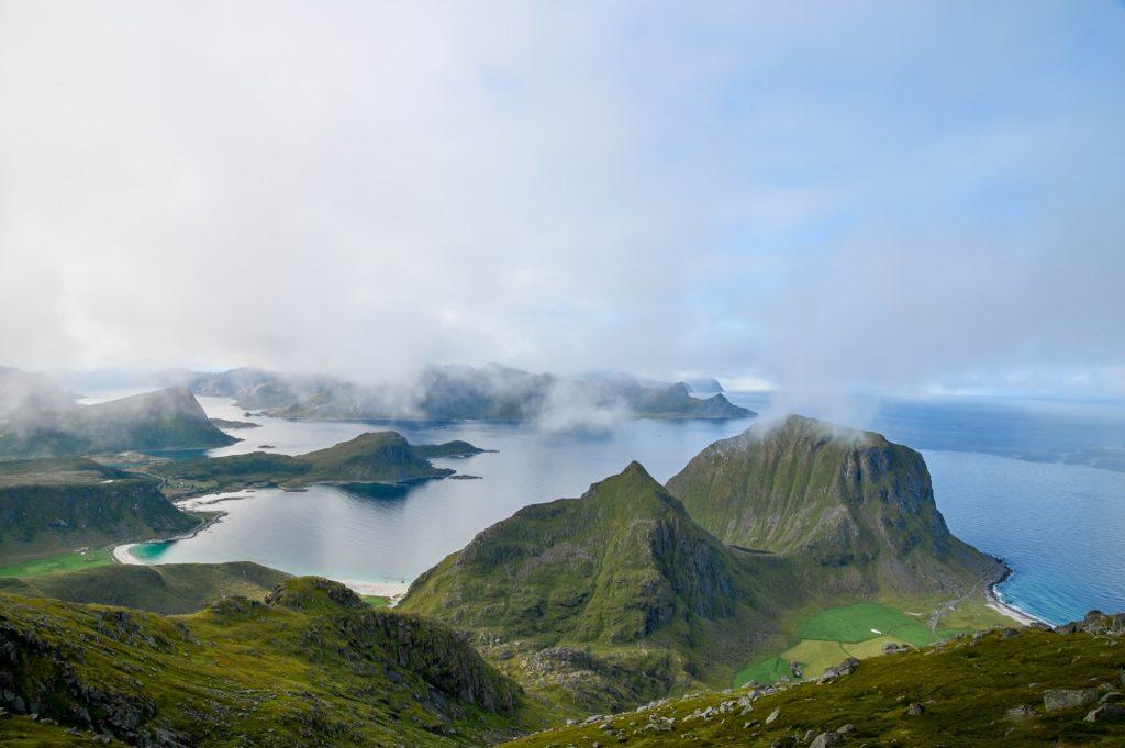 Vestvagoy, Lofoten Islands, Norway, Travel Drift